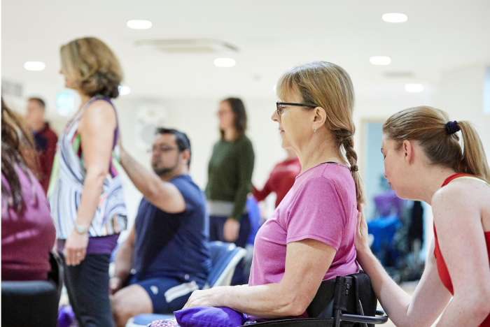 All about Adaptive Yoga