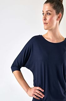 Be Grace Batwing - Navy