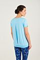 Smooth You Tee - Baby Blue