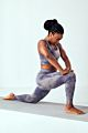 Flow with it Leggings - Shadow