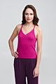 Happiness Halter Neck - Fuchsia