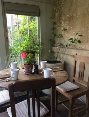 Dining at The Pig Hotel Bath