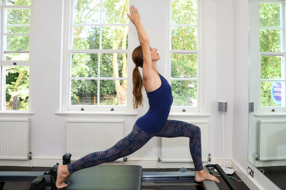 Elisa Withers wears Asquith sustainable activewear