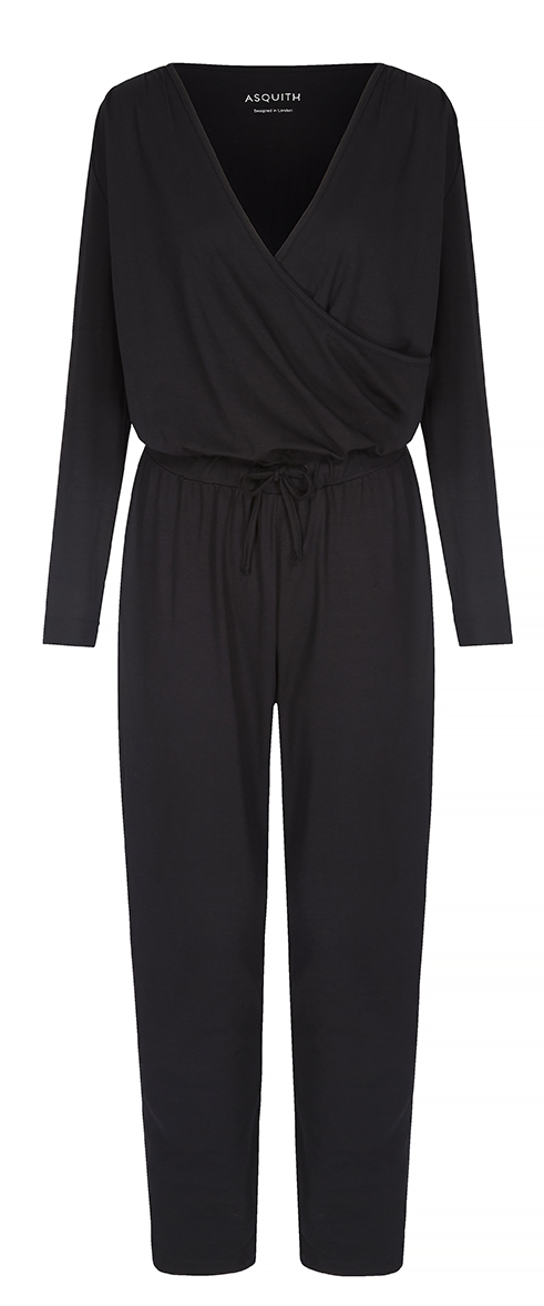 Bamboo jumpsuit.