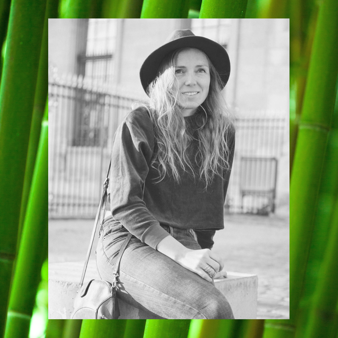 Conscious living blogger Holly from @Leotielovely - Asquith Blog